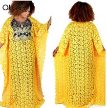 Robes africaines pour femmes maxi Robe vintage Robe Dashiki broderie Robe dentelle robes pour femmes en vêtements paillettes Robe(China)