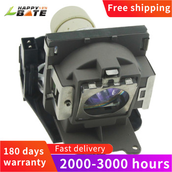 happybate compatible projector lamp 5J.06001.001 for Benq MP612 MP612C MP622 MP622C projector lamp bulb with housing lca3115 for philips csmart sv1 csmart sv2 lc4433 40 lc6131 40 projector lamp bulb with housing