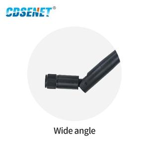 Image 4 - 2pc/lot Wifi Antenna 433MHz High Gain 3dBi SMA Interface TX433 JKD 20 Omnidirectional antena wifi Omni
