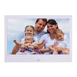 SJD-1303IPS 13.3 Inch Photo Frame 1920 x 1080 HD Screen Desktop Album Display Image MP4 Video MP3 Audio Clock Calendar Functions