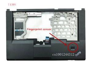 Image 3 - Nouveau Palmrest boîtier supérieur clavier lunette avec touchpad bouton haut parleur câble pour Lenovo Thinkpad T430S ordinateur portable 04W3496 04X4612