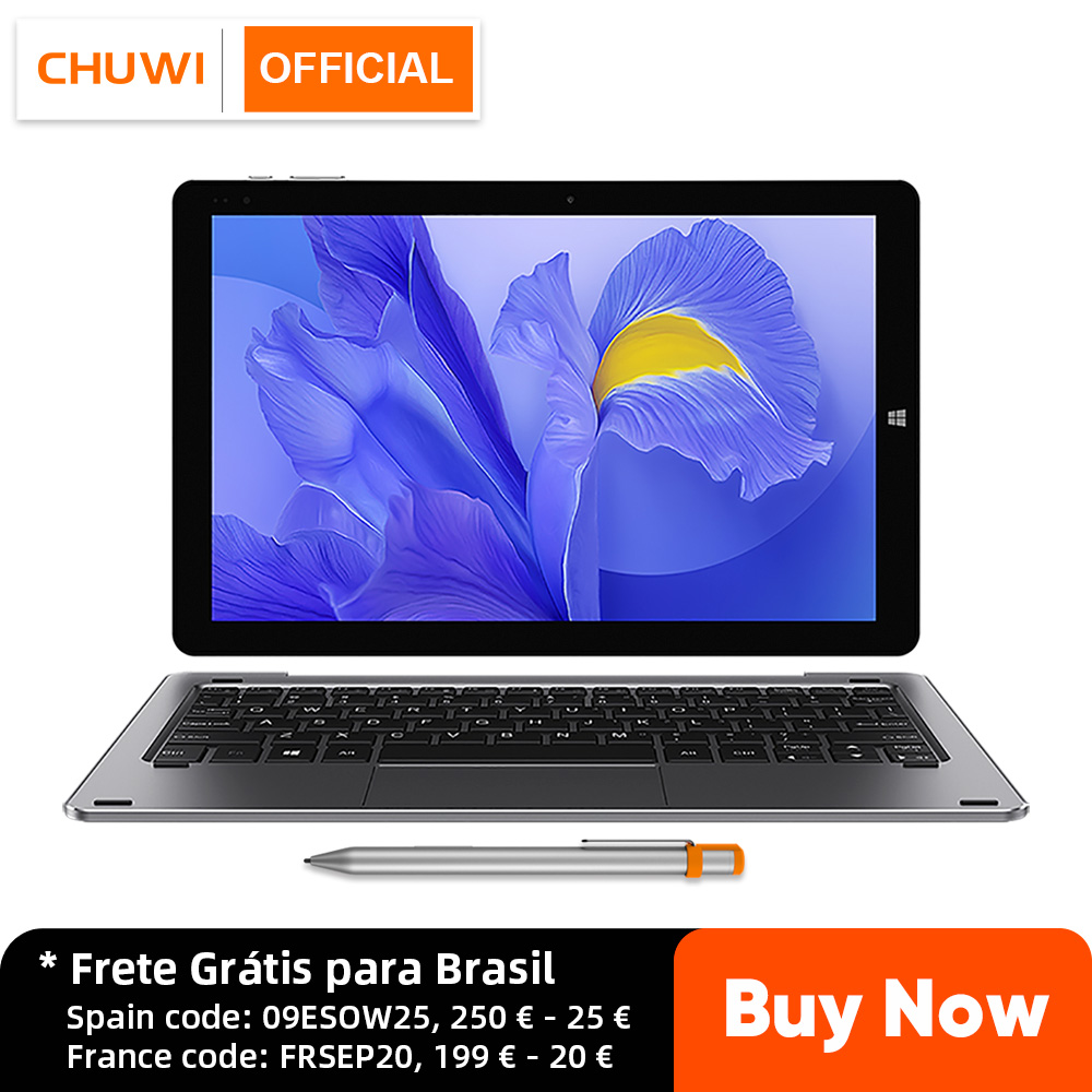 NEW Version CHUWI Hi10 XR 10.1 inch FHD Screen Intel Celeron Quad Core 6GB RAM 128GB ROM Windows Tablets Dual Band 2.4G/5G Wifi|Tablets| - AliExpress
