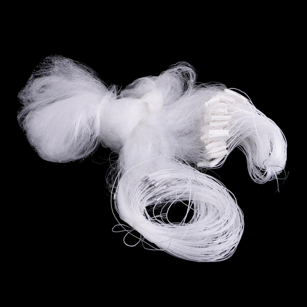 3 Layers Fishing Mesh Trap Nylon Fishing Gill Net Casting Net, 26m
