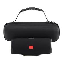 Besegad ポータブル収納キャリングバッグ保護ハードケースポーチ用と JBL 充電 4 スポーツの Bluetooth スピーカー