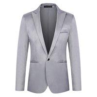 Модный брендовый блейзер в британском стиле, повседневный приталенный пиджак, мужские блейзеры, мужское пальто размера плюс 6XL, CGU 88