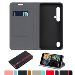 For Blackview BV9900 Cowboy PU Leather Phone Bag Case For Blackview BV9900 Pro Flip Case Business Case Soft Silicone Back Cover