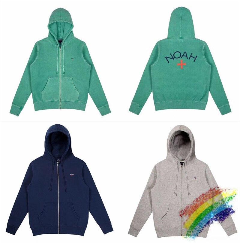 Noah Hoodie Men Women Hooded Fashion 1:1 High Quality Hip-hop Sweatshirts NOAH Pullover