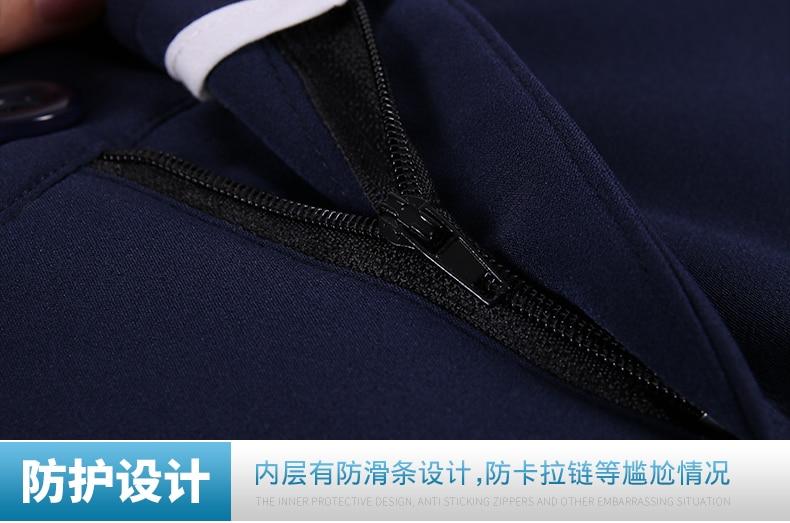 Elasticidade Senhoras Sportwear Pant Calças Lápis Fino