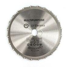 1pcs Wood Cutting Metal Circular Saw Blades for Tiles Ceramic Aluminum Disc Diamond 210mm