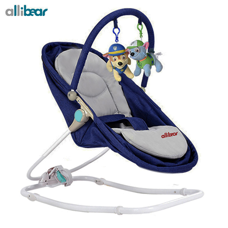 632baby Shaker Chair Chair Pacifying Chair 0-3 Years Old Coaxed The God Of The Newborn Multi-functional Sleeping Basket