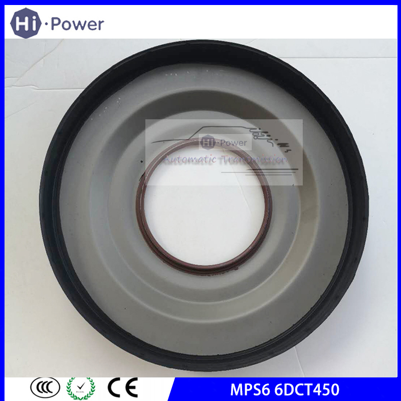 MPS6 6DCT450 New Gearbox Transmission Front Clutch Cover Oil Seal For Journey Evoque Galaxy Mondeo
