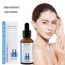 Hyaluronic Acid Face Serum Oil Control Whitening Shrink Pores Facial Essence Face Skin Care Serum Moisturizer laikou hyaluronic acid face serum moisturizing shrink pores whitening brightening tighten facial essence liquidskin care 15ml