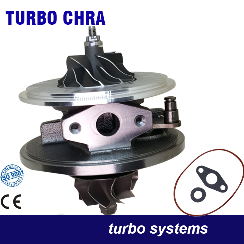 GT1749V Turbo Cartridge Core 756047 753556 Chra For Citroen C4 C5 Peugeot 307 308 407 607 2.0 HDI FAP 2000- DW10BTED4 100KW