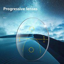 Gafas ópticas digitales de forma libre, 1,56, 1,61, 1,67, 1,74, gafas de prescripción