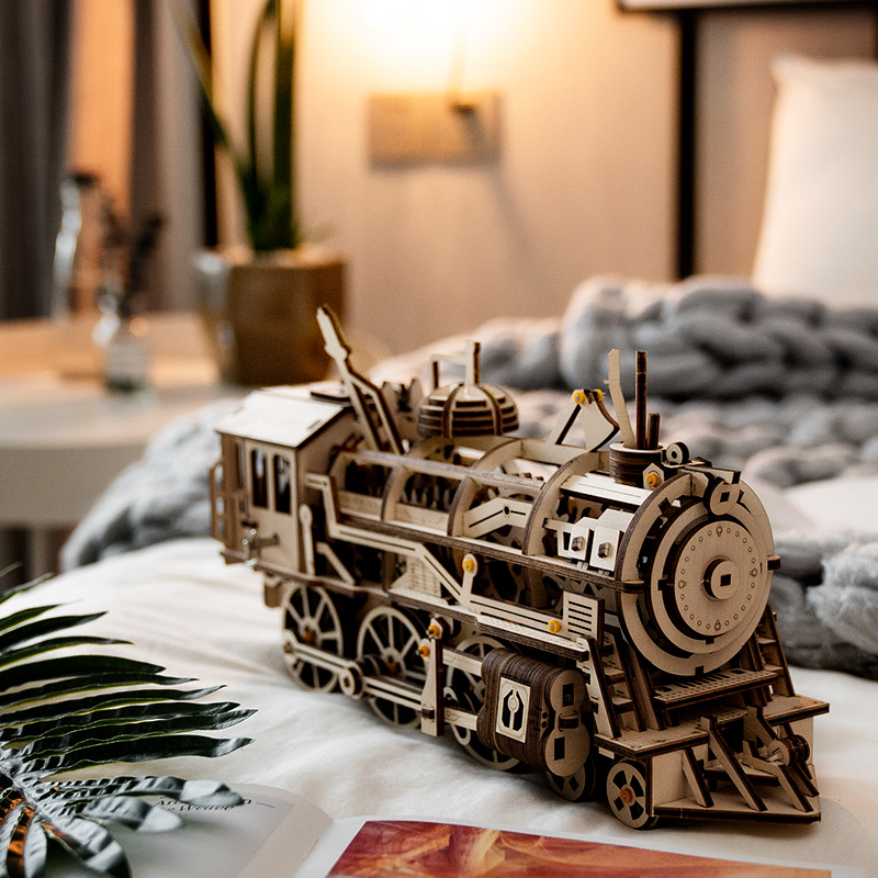 Locomotive Toy for Kids