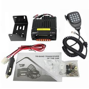 Image 5 - QYT KT 8900R 25W tri band Transceiver 136 ~ 174 i 240 260 i 400 ~ 480MHz radiotelefon samochodowy 8900R