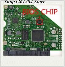 Placa de circuito impressa, peças do disco rígido pcb placa lógica 100749730 rev a/9021/st500dm002, st1000dm003