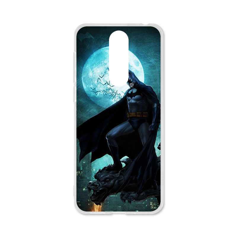غلاف هاتف ألكاتيل الهاتف 3 2019 الحالات رسمت Fundas على ل الكاتيل 3 2019 5053Y 5053D 5053K 5.94 بوصة غطاء الوفير Coque