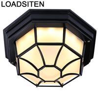 ランプsufitoweランパーダavize工業用装飾plafonnier近代luminariaテトランパラデ手帖リビングルームのシーリングライト