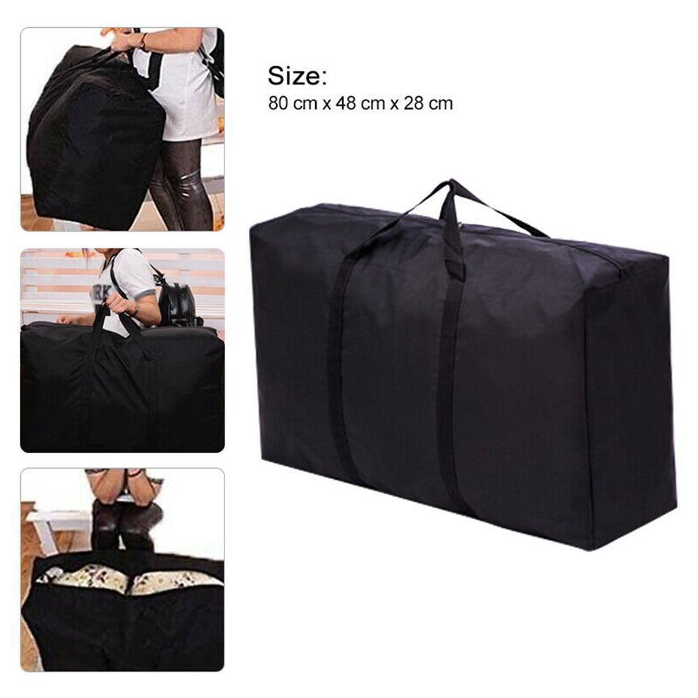 Очень большие водонепроницаемые сумки для багажа, многоразовые сумки для белья, кубики, домашняя упаковка, ткань для хранения покупок, нетк...