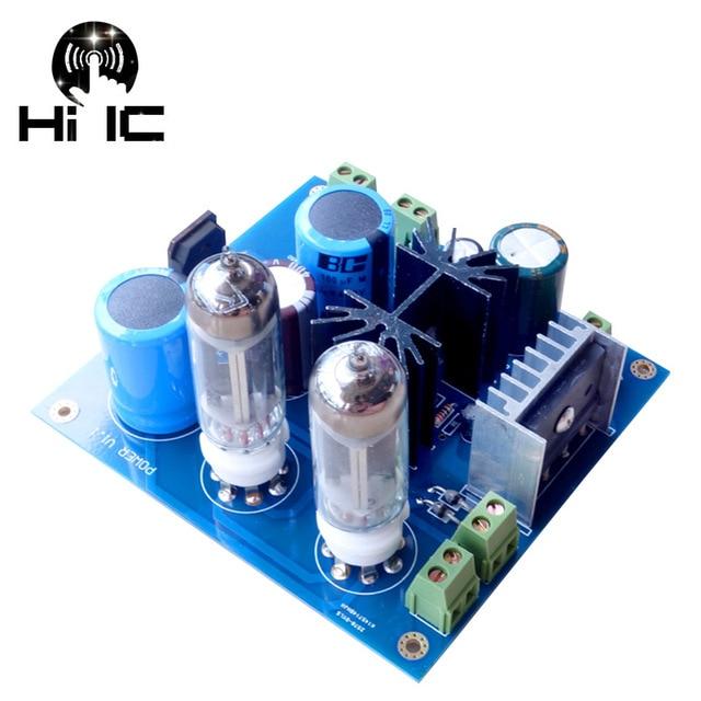 Bile pré amplificador de pré amplificador de tubo de alta tensão placa de alimentação de filtragem