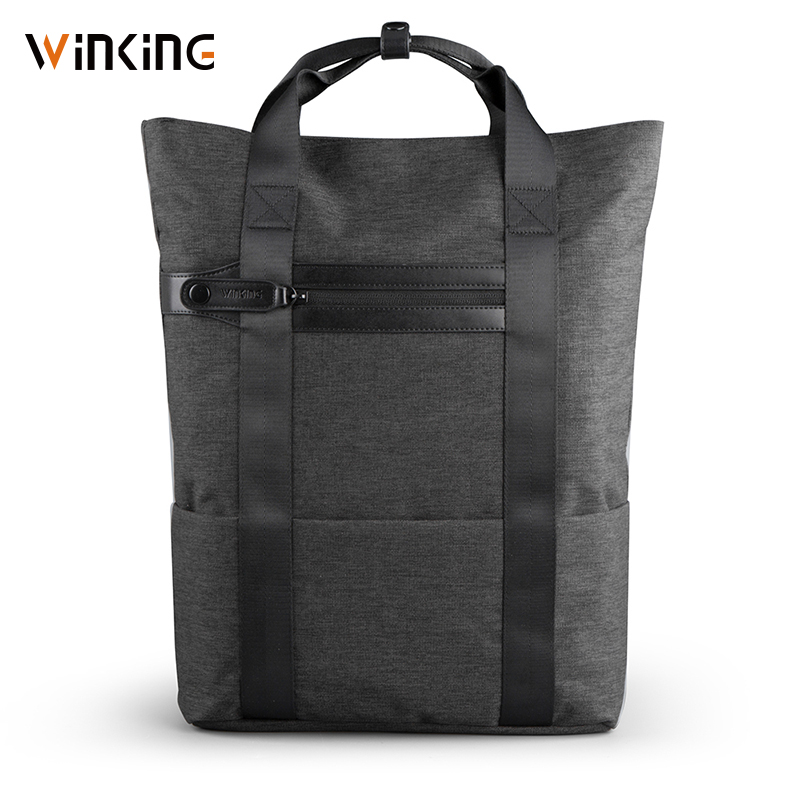 KINGSONS Casual Backpack Two Colors