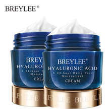 BREYLEE Hyaluronic Acid Face Cream 2 Pcs Moisturizer Whitening Expensive Facial Face Care A 24-hour Daily Acne Treatment Cream