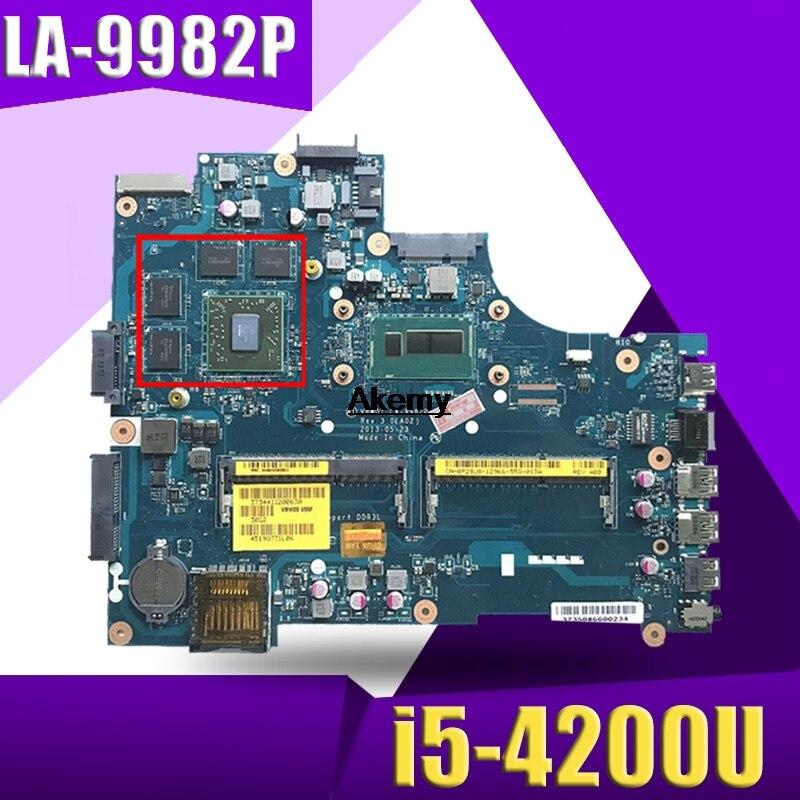 Dell XPS 14 L421x Laptop Motherboard w// Intel i5-3317U 1.7GHz CPU LA-7841P 608MD
