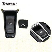 Car Parking Brake Handbrake Control Auto H P Button Switch Assembly for BMW X5 E70 X6 E71 2007-2014 Auto Accessories for bmw cic e70 e71 e7x x5 x6 parking reverse image emulator rear camera activator