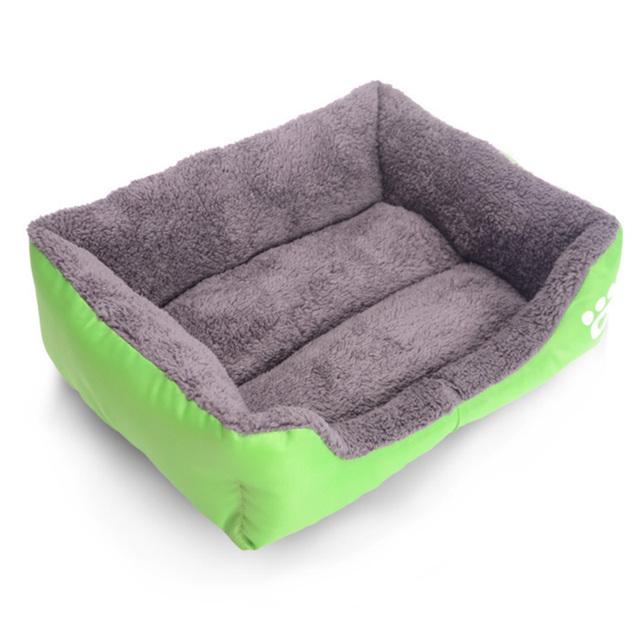 Pet Dog Cat Nest Bed Cushion House Pets Soft Warm Kennel Puppy Mat SLC88
