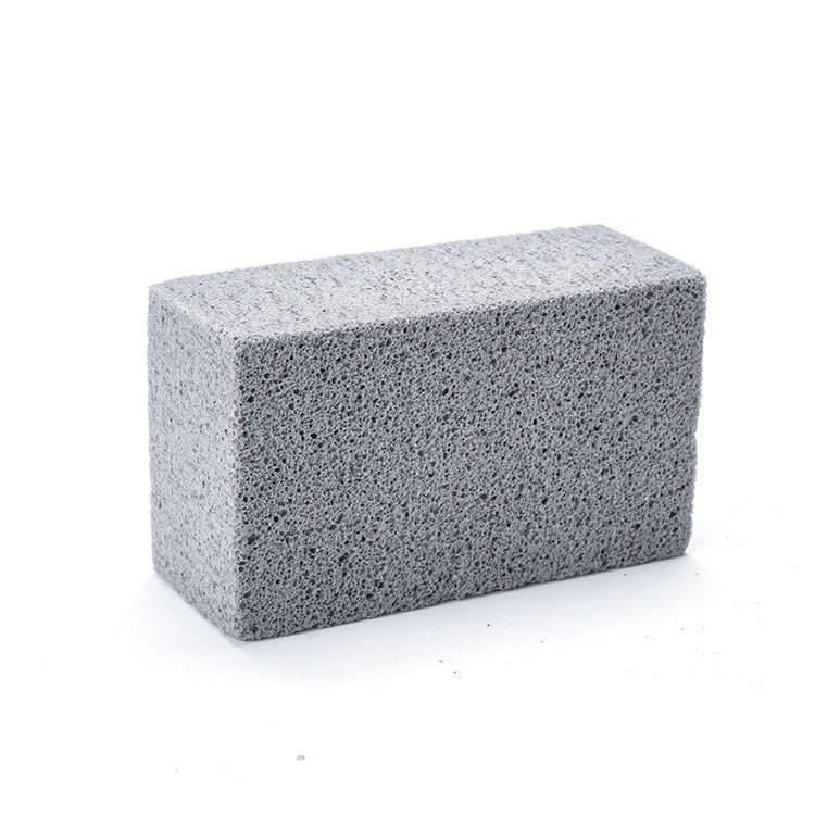 Grill Brick,Griddle//Grill Cleaner BBQ Foam Glass Scraper Griddle Cleaning Stone