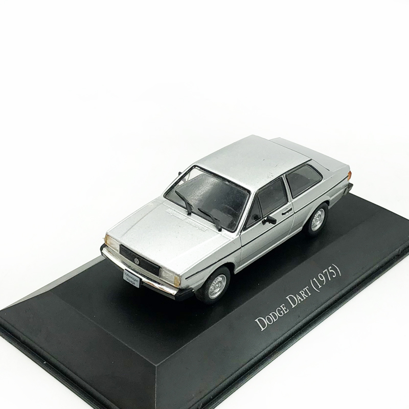<font><b>Ixo</b></font> 1/43 Dodge Dart 1975 Dodge Alloy Car Model Car Collection Accessories toy image