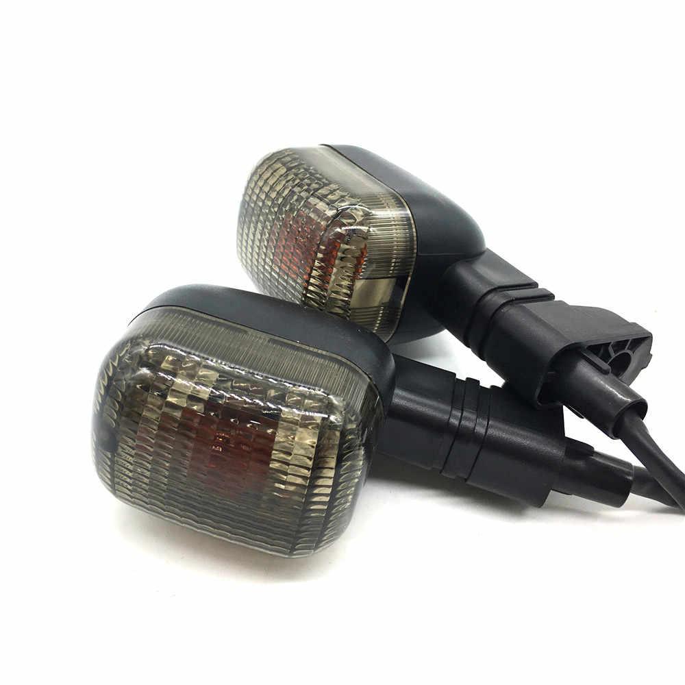 BWS100 Lampu Sinyal Belok Sepeda Motor Dimodifikasi Aksesoris Indikator Lampu untuk Yamaha BWS Universal