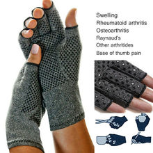 Hand-Compression-Gloves Rheumatoid Arthritis Fit Comfy Tunnel Muscle-Tension Ease Ache