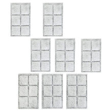 8pcs pet fountain filters replacement for drinkwell automatic
