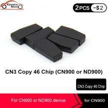 KEYECU – lot de 5 puces de clonage CN3 ID46 (utilisées pour les appareils CN900 ou ND900), la puce de copie CN3 46 peut être utilisée plusieurs fois