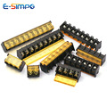 10pcs HB9500SS HB-9500 9.5mm 2/3/4/5/6/7/8/9/10Pin 300 30A High Current Power Connectors PCB Screw Wire Barrier Terminal Blocks