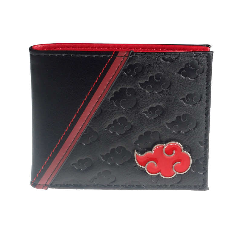 Naruto Shippuden Wallet Bi-Fold Purse