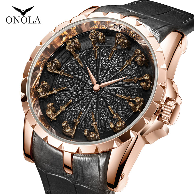Luxury Gold Men Watch Quartz Clock Stainless Steel Watches 30m Rolexable Waterproof Calendar Date Men's Watches Relojes Hombre