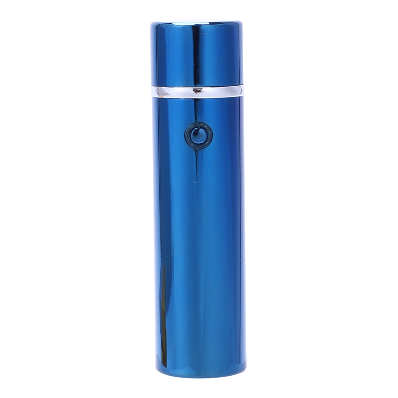 6 Arc Lighter Plasma Electric Cigarette Lighter Metal Rechargeable Usb Lighters Six Cross Arc Pulse For Weed Tobacco(Blue) image