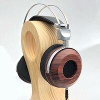 DIY HiFi Headphone Housing Shell Case 40MM 50MM Open Back Headphone Headset DIY Shell Cover Case