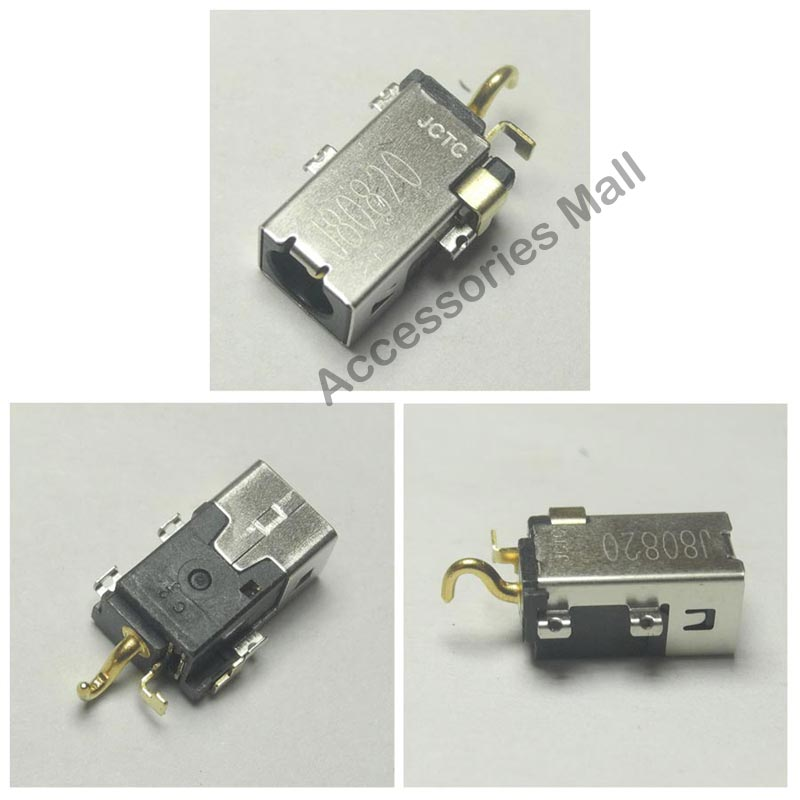 DC Power Jack for Lenovo ideapad 100S-14IBR 110S-11ibr DC Connector Laptop Socket Power Replacement