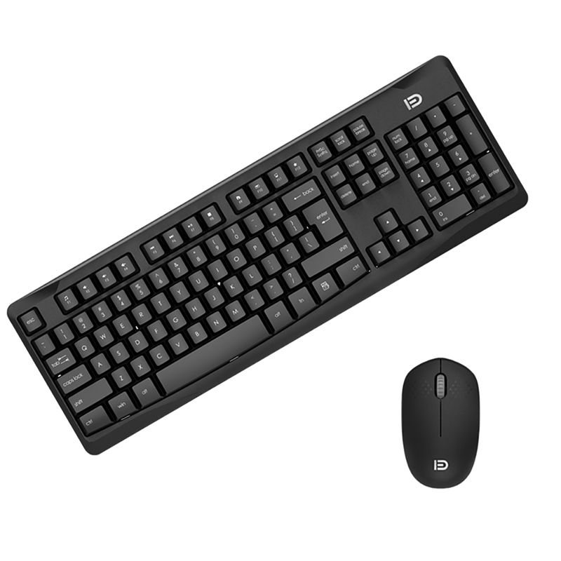 Universal Wireless Keyboard Mouse Combos For PC Computer Laptop