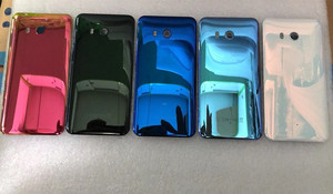 Image 2 - U 11 חזרה כיסוי עבור HTC U11 5.5 אינץ מקורי שיכון זכוכית אחורי דלת תיקון החלפת סוללה מקרה