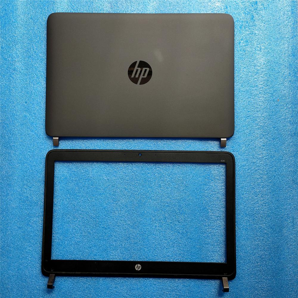 New For HP Probook 430 G1 Back LCD Cover Case +Front Bezel 731995-001+731994-001