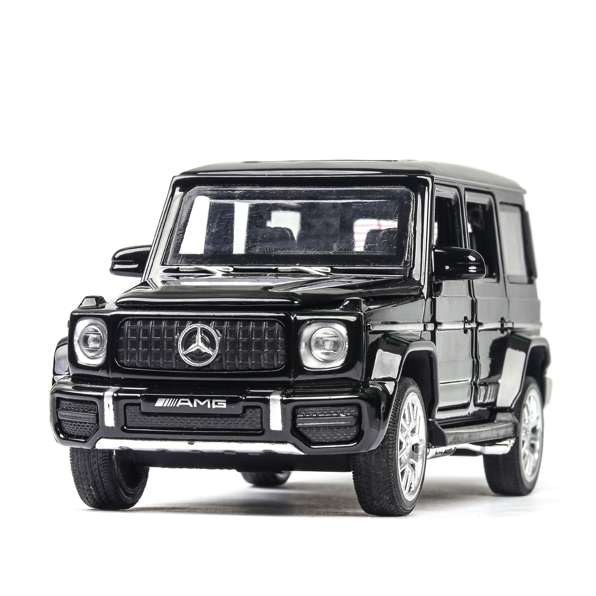 Diecast 1:32 Alloy Pull Back Model Car Model Toy Sound Light Pull Back Toy Car For G63 Toys For Boys Children Gift Car Toys