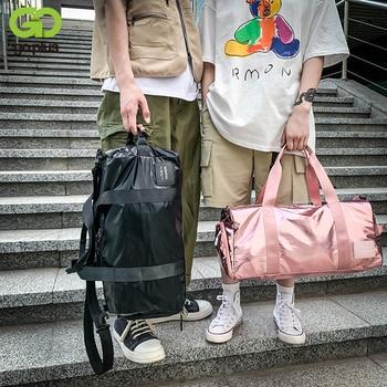 GOPLUS Womens Large Sports Bag Fitness Shoulder Crossbody Waterproof Gym Bags for Men Swimming Yoga Handbags