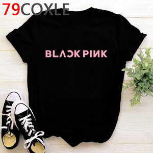 Kawaii T Shirt Women Summer Tops Cartoon Korean Style T-shirt Kpop Kill This Love Graphic Tees Grunge Plus Size Female