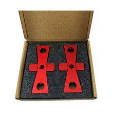 2pcs DIY Woodworking Dovetail Rule Marker Wood Joints Gauge Guide Tool Ruler Marking Scriber Measuring