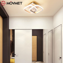 Modern LED Ceiling Lights Living room Bedroom Aisle Balcony light entrance hall entrance Modern Ceiling Lamp цена 2017
